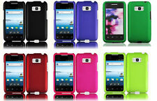 Hard Protector Cover Case for LLG Optimus Elite LS696 Optimus Quest L46C Phone