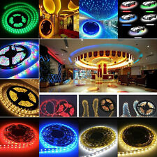 5M 10M 20M 12V LEDs SMD 3528/5050 RGB Flexible Strip String Light (Remote+Power)
