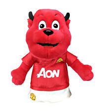 Official Manchester united FC Golf headcover / Putter Cover / Golf ball Marker