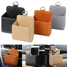 Car Auto Air Outlet Storage Pouch Box Bag Organizer Cell Phone Pocket Holder Hot