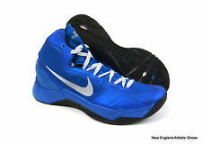 Nike men Zoom Hyperdisruptor basketball shoes sneakers - Game Royal / Grey $130