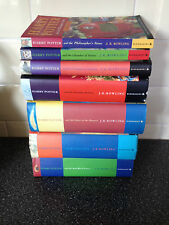 Collection of 7 Harry Potter books 4 x 1st Editions