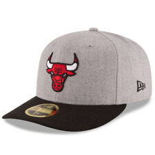 New Era Chicago Bulls Fitted Hat - NBA