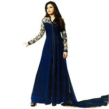 Bollywood Wedding Anarkali Ready made Salwar Kameez Indian Pakistani-LT-88004