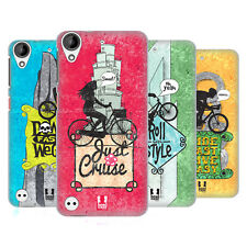 HEAD CASE DESIGNS BICYCLE LOVE HARD BACK CASE FOR HTC DESIRE 530