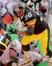 Jerome Bettis Pittsburgh Steelers NFL Action Photo TF045 (Select Size)