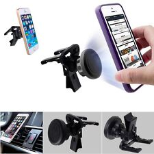 Car Magnetic Air Vent Mount Holder Stand Bracket for Mobile Phone PDA GPS MP3