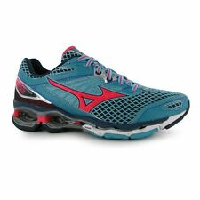 Mizuno Womens Wave Creation 18 Running Shoes Laces Breathable Sports Trainers