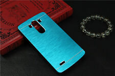 Plating Brushed Metal Matte Back Aluminum Hard Shell Case Cover Skin For LG G4
