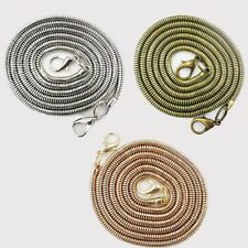 "Four Colors 118 CM / 46.46 "" Bags Chain For Handbag Purse Or Shoulder Strap Bag"