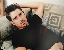 Colin Farrell Hand Signed Autographed 11x14 Photo Phone Booth Recall GA 769621