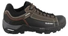 Hi Tec Trail Ox Low Waterproof  Shoe Leather Mens Hiking Shoes
