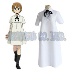 Anime GANGSTA Nina women dress girls Lolita Cosplay Costume party halloween COS