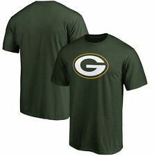 Green Bay Packers Pro Line Primary Logo T-Shirt - Green - NFL