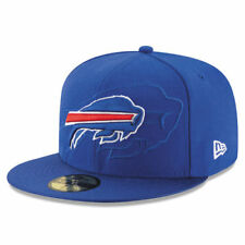 Buffalo Bills New Era Sideline Official 59FIFTY Fitted Hat - Royal - NFL