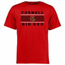 Cornell Big Red Big & Tall Micro Mesh T-Shirt - Red - College