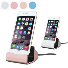 Desktop Charger Charging STAND DOCK STATION Cradle for Apple iPhone 5 S 6 S Plus