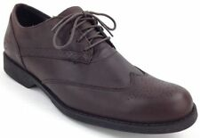 NEW Timberland 5568A  Fitchburg Wing Tip Leather Oxford Dress Shoes Mens