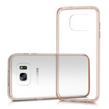 kwmobile CRYSTAL CASE FOR SAMSUNG GALAXY S7 EDGE COVER TRANSPARENT CASE HARD