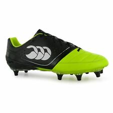 Canterbury Mens Phoenix Elite Rugby Boots Reinforced Shoes Colour Contrasting