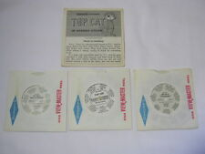 Top Cat Vintage View master Reels and Booklet  T*