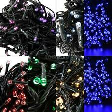 22m 200LED Solar Power String Fairy Light Xmas Party Garden Tree Decor Lamp B1M0