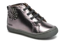 Kids's Mod8 Snoopix Lace-up Ankle Boots in Grey
