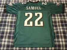 ASANTE SAMUEL Philadelphia Eagles NFL Jersey - Reebok - Adult Mens Large L