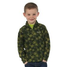 Regatta Childrens Fleece Lovely Jubblie Boys Warm Camouflage
