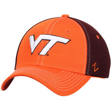 Virginia Tech Hokies Zephyr Rally Flex Hat - Orange/Maroon - NCAA