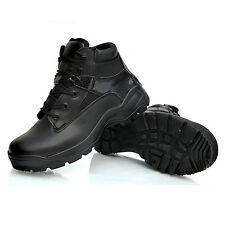 Men's Special Forces Military Army Winter Low Boots Tactical Combat Shoes