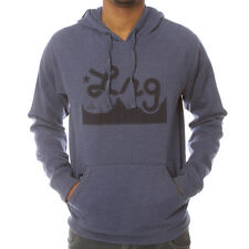 L-R-G The Core Collection Pullover Hoodie in Navy Heather Sz S NWT LRG