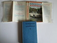 Observers book of Automobiles 1968----721-1167 Superb