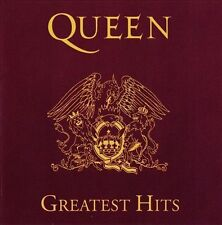 * QUEEN - Greatest Hits (17 SONGS) (HOLLYWOOD 61265)