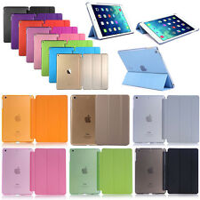 Ultra Slim Smart Stand Magnetic Flip Leather Case Cover for iPad 4 3 2 Mini Air