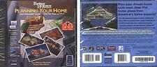 Planning Your Home CD-ROM for Win/Mac - NEW CD in SLEEVE