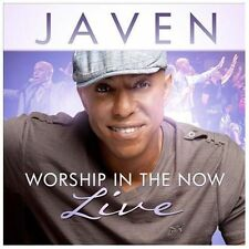 Worship in the Now-Live Javen Audio CD
