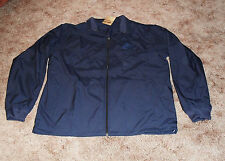 Nike Lightweight Zippered  Jacket NWT Mens Sz  L, XL  100% Polyester
