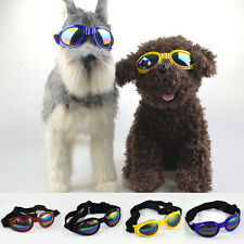 Cool Pet Dog Anti-wind Glasses Eye Wear Protection Goggles UV Sunglasses Fashion