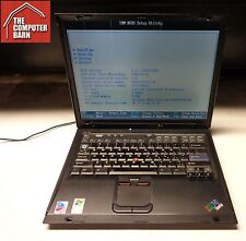 IBM Thinkpad R51 2888-7JU Pentium M 1.6GHz 512MB RAM CDRW NO HDD BAD SCREEN 2