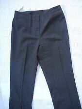 COUNTRY ROAD size 10 BROWN wool blend business pants new