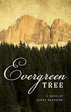 NEW Evergreen Tree By Jenny Blessing Paperback Free Shipping