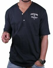Crooks and Castles Coca & Caviar Henley Top