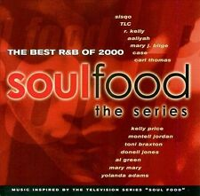 Soul Food: The Best R&B of 2000 by Various Artists (CD, Dec-2000)