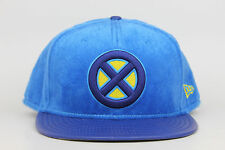X-Men Dr. Hank McCoy The Beast Furry Character Armor Blue New Era Fitted Hat Cap