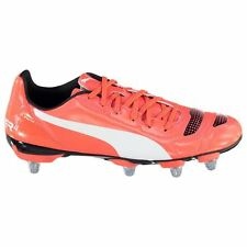 Puma Mens EvoPower RG Shoes Rugby Boots Lo Trainers Lace Up Sports
