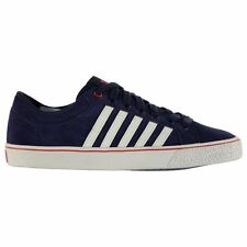 K Swiss Mens Adcourt LA Trainers Padded Lace Up Casual Sports Shoes Vulcanised