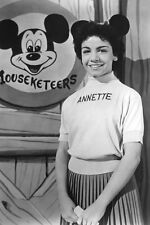 Annette Funicello As Herself In The Mickey Mouse Club 24X36 Poster