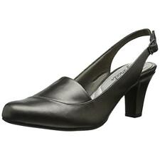 Easy Street 4488 Womens Tribella Faux Leather Dress Pumps Shoes BHFO