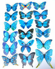 12pcs Colorful Butterfly Decal Art Wall Stickers Room Decorations Home Decor mx